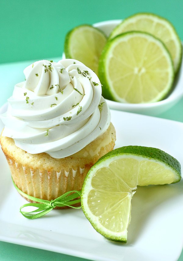 Recipe Coward – {Lime Cupcakes}