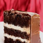 A Little Extra – {Chocolate, Orange and Hazelnut Cake}