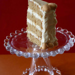 Surprise – {Maple Cake}