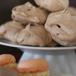 Whipped – {Salted Caramel and Pumpkin Macarons}