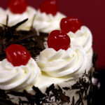 A Tale of Two Cakes – {Black Forest Cake and Peanut Butter Cake}