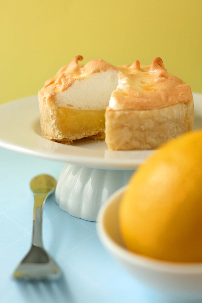 Lazy Mary's Lemon Tart Recipe — Dishmaps