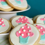Monster Hunting – {Cupcake Sugar Cookies}