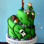 Play – {Legend of Zelda Birthday Cake}