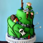 Play – {Legend of Zelda Birthday Cake}
