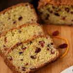 Swim – {Cranberry and Orange Bread}