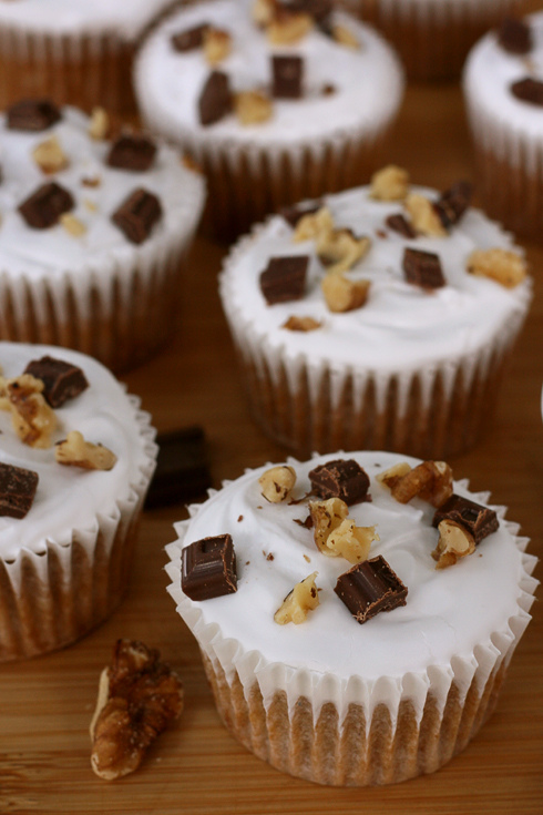 Assist - {S'mores Cupcakes} - Whisk Kid
