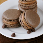 Clear – {Double Chocolate Macarons}
