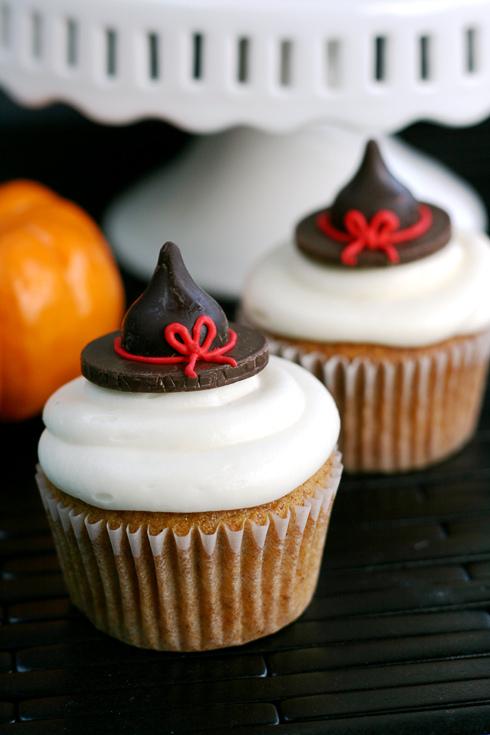Show – {Pumpkin Cupcakes}
