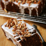 Favorite – {Chocolate Banana and Pecan Bread}