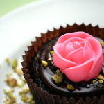 Peel – {Double Chocolate Cupcakes}