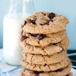 Designated – {Butterscotch Chocolate Chip Cookies}