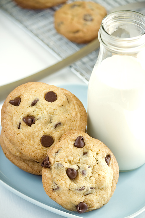 Guest Post – {Vanilla Pudding Chocolate Chip Cookies}