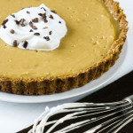 The Beginning – {Butterscotch Pudding Tarts with Oat Wheat Crust}