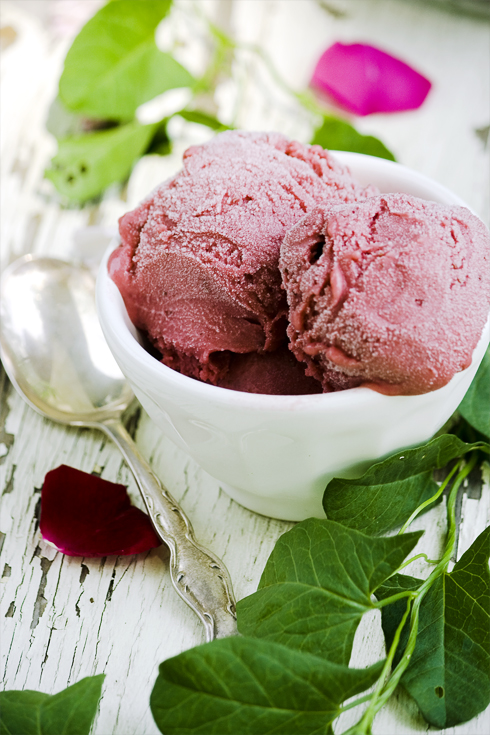 Pick – {Silky Smooth Strawberry Ice Cream}