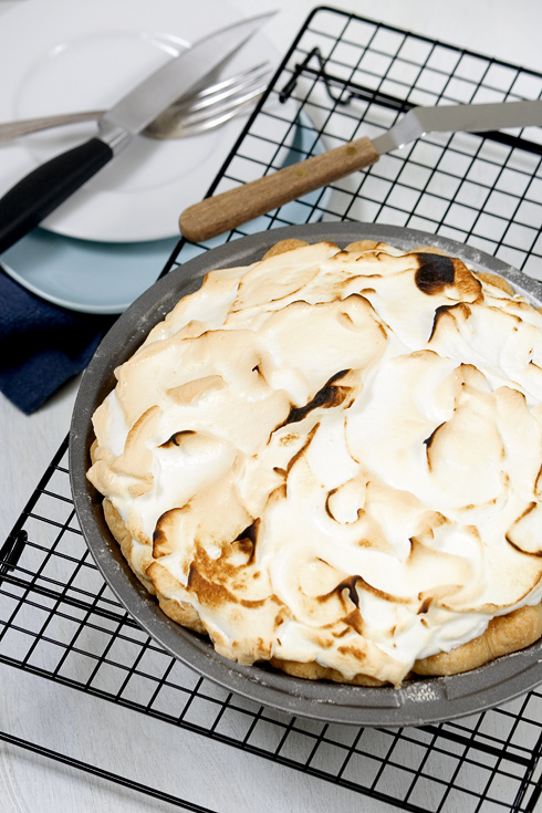 Place – {Lemon Meringue Pie}