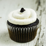 Crumble – {Chocolate Stout Cupcakes}