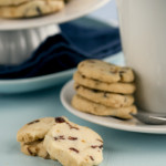 Usual – {Cranberry and Orange Shortbread}