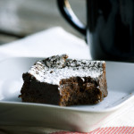 Spices – {Mocha Cappuccino Brownies} + a contest!