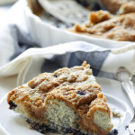 Spring Giveaway! – {Blueberry Coffee Cake}