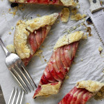 Jam – {Apple & Strawberry Jam Tart}