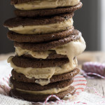 Anniversary – {Mocha Ice Cream Sandwiches}