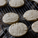 Simple – {Soft & Squidgy Peanut Butter Cookies}
