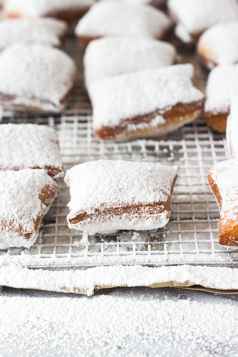 French Quarter Beignets - Whisk Kid