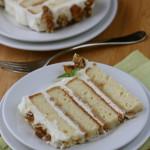 Sip – {Pecan Praline Cake}