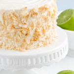 Two – {Piña Colada Cake}