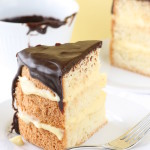 Chill – {Boston Cream Pie}
