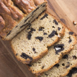 Familiar – {Peanut Butter Oreo Banana Bread}