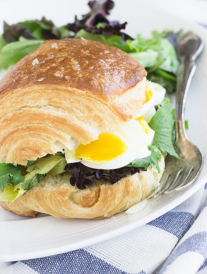 Start – {Bacon Fat Croissants}
