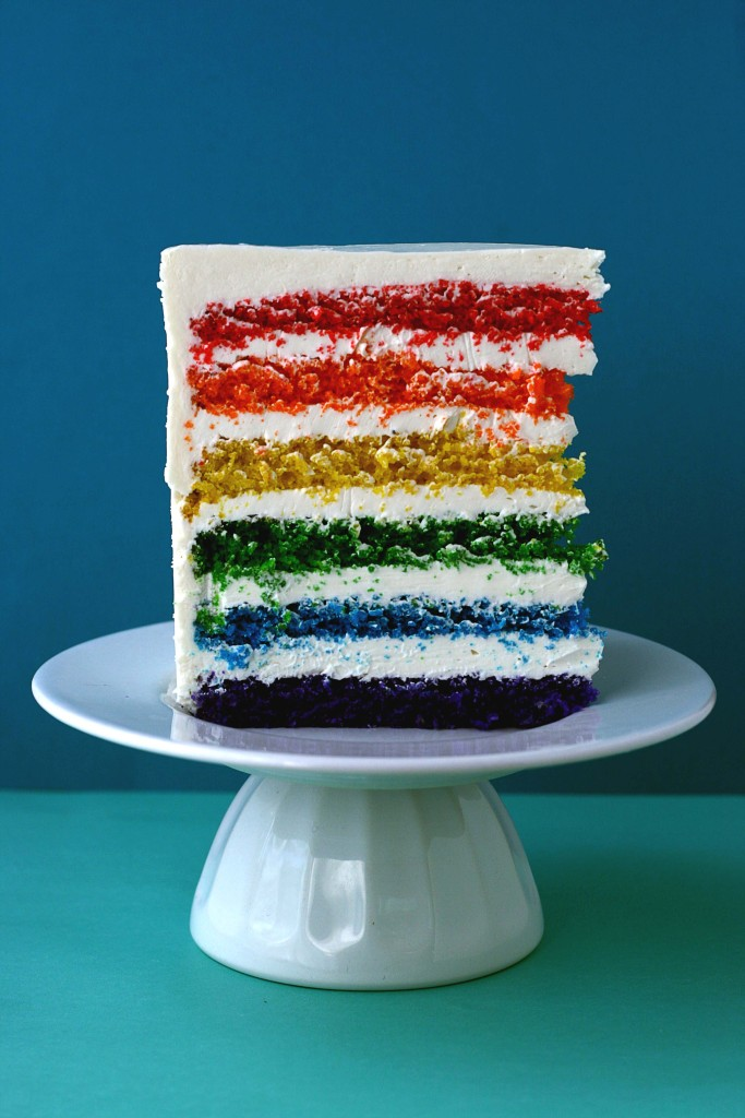 Pleasing Say It With Cake Super Epic Rainbow Cake Whisk Kid Funny Birthday Cards Online Drosicarndamsfinfo