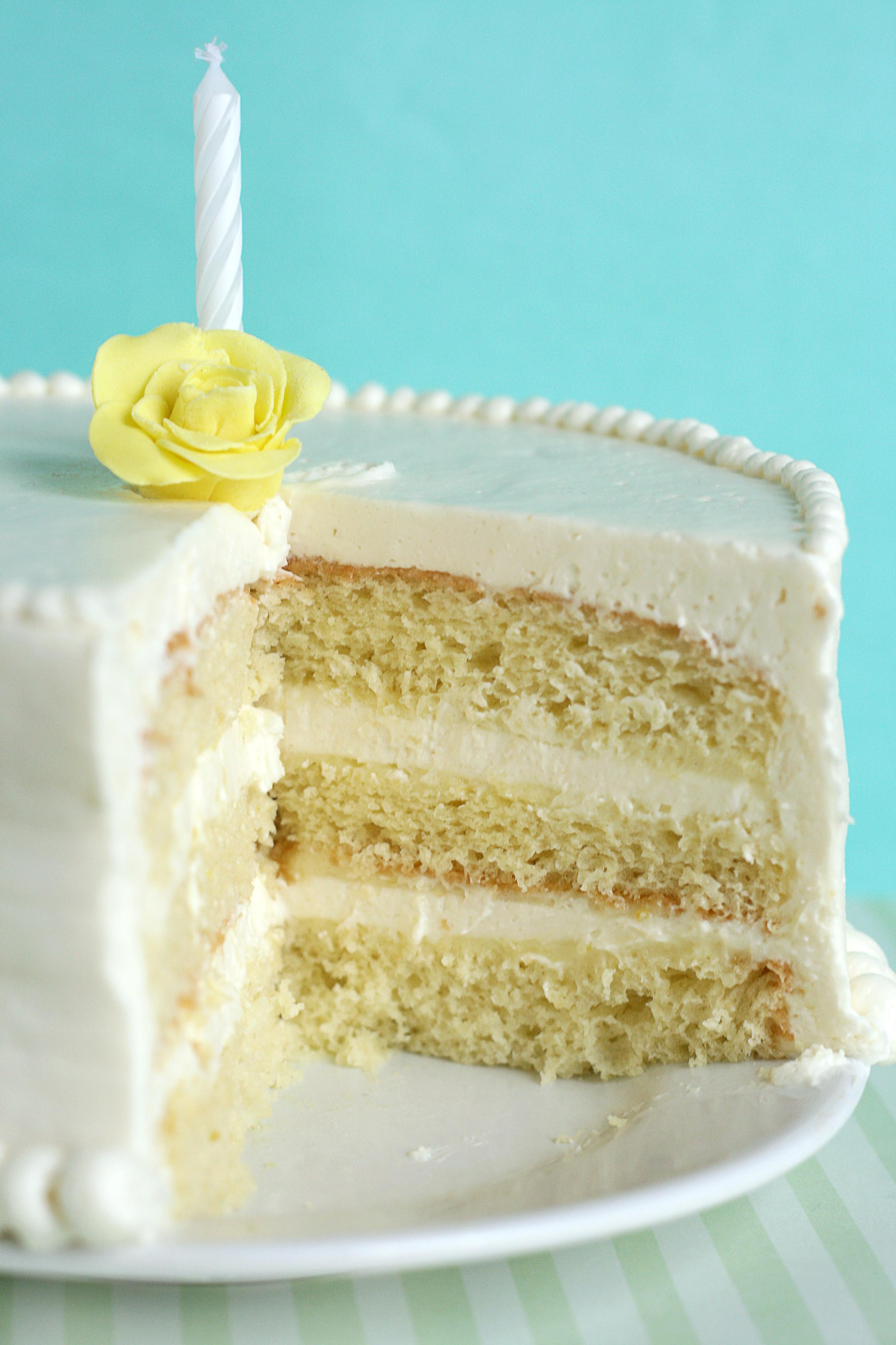 Nineteen Lemon Chiffon Cake Whisk Kid