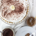 Road Trip – {Chocolate, Pretzel, Peanut Butter, Dulce De Leche, Banana Insanity Tart}