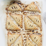 Dinner – {Spiced Fig and Pear Turnovers}