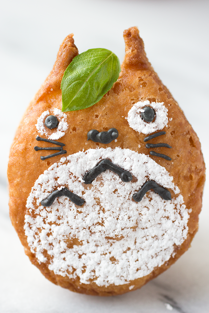 Totoronuts - Totoro Cronuts