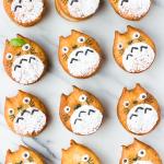 #TotoroWeek – {Totoro Cronuts/Totoronuts}