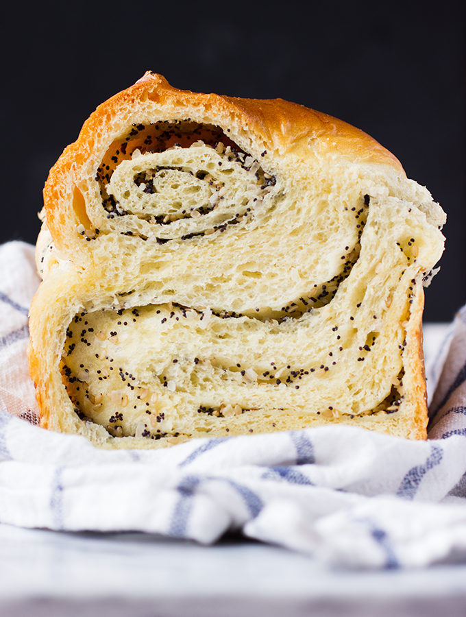 The Savory Side of Life – {Everything Bagel Babka}